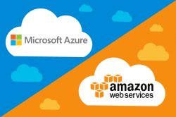 Amazon Web Services and Microsoft Azure