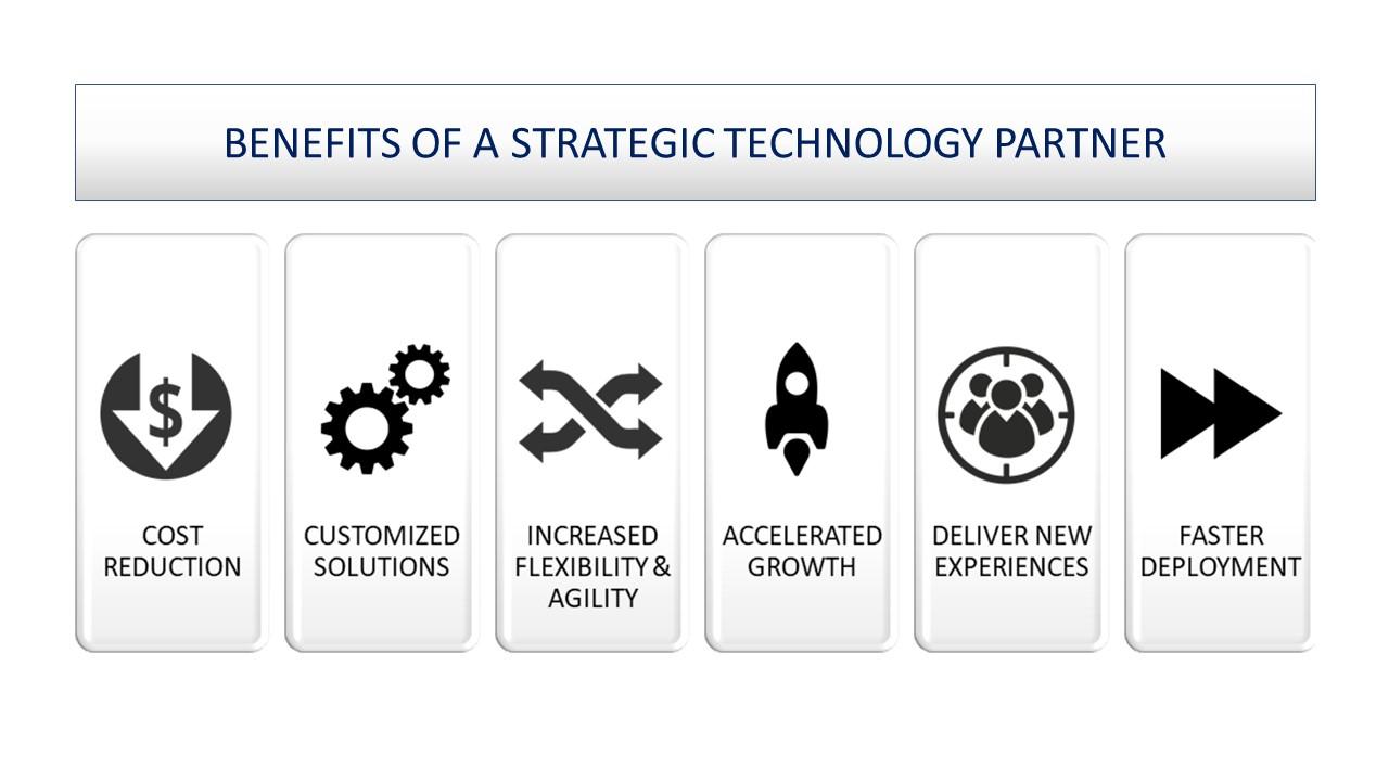 Strategic Technology Partner Benefits