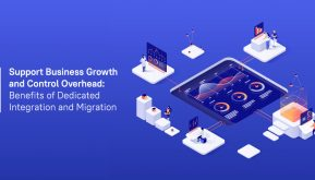 Support business growth and control overhead: benefits of dedicated integration and migration