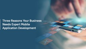 Three reasons your business needs expert mobile application development