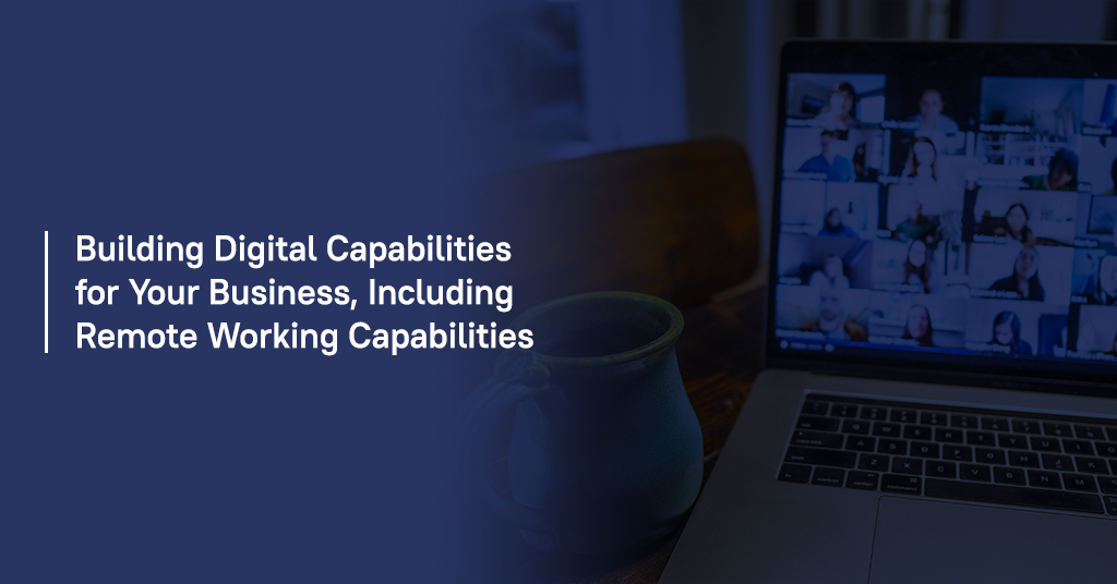 Building digital capabilities for Business