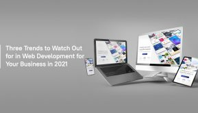 Three Trends to watch out for in web development for your business in 2021