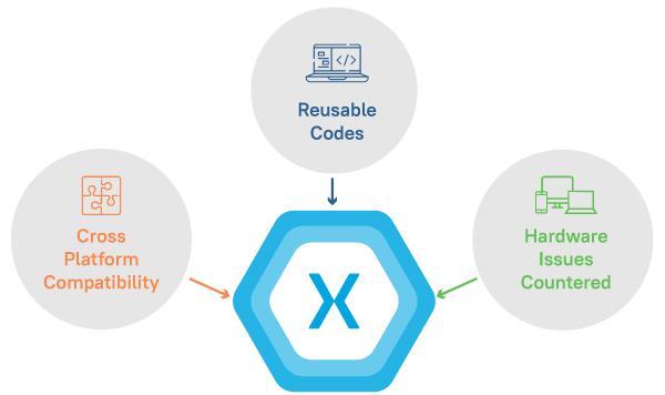 Xamarin app development needed for your business Infographics
